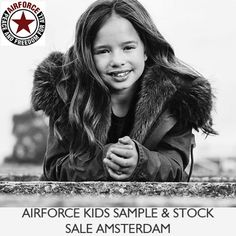 Airforce Kids Sample & Stock Sale - LOODS of stock -- Amsterdam -- 09/09-10/09
