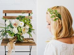 Five fresh floral trends for 2014 weddings, as told by one of our favorite florists! - Wedding Party