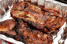 St. Louis Pork Steaks - Patio Daddio BBQ
