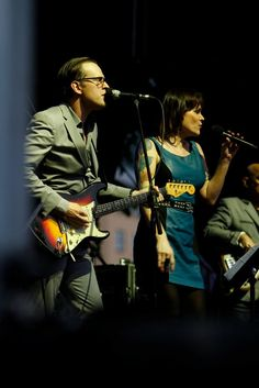 Joe Bonamassa and Beth Hart Live in Norway | Joe Bonamassa [via Twitter]