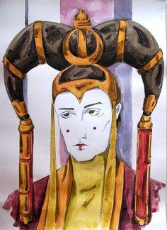 Бульвар CINEMA: Queen Amidala