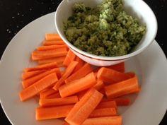 Macadamia Pesto - Quirky Cooking