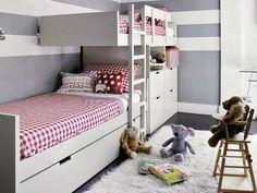 emeletes ágy eltolással