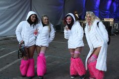 Get your dancing shoes on: SnowGlobe Festival is held at South Lake Tahoe, with temperatures dropping to about -12C