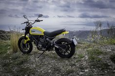 Ducati Scrambler Icon from Spain