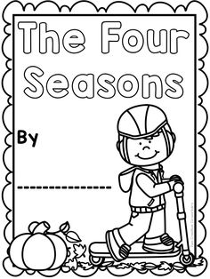 This science packet has everything you need to teach The Four Seasons. Includes this book, a minibook, and worksheets!