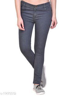 Jeans Grey, Basic/Plain Silky Denim Jeans for Women/Ladies (GR2201_Nik n Vil) Fabric: Denim Multipack: 1 Sizes: 34 (Waist Size: 34 in Length Size: 39 in)  36 (Waist Size: 36 in Length Size: 38 in)  38 (Waist Size: 38 in Length Size: 37 in)  28 (Waist Size: 28 in Length Size: 39 in)  40 (Waist Size: 40 in Length Size: 37 in)  30 (Waist Size: 30 in Length Size: 39 in)  42 (Waist Size: 42 in Length Size: 36 in)  32 (Waist Size: 32 in Length Size: 39 in)  Country of Origin: India Sizes Available: 28, 30, 32, 34, 36, 38, 40, 42   Catalog Rating: ★4.1 (630)  Catalog Name: Trendy Elegant Women Jeans CatalogID_2156010 C79-SC1032 Code: 134-11473312-1701