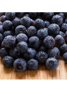 Organic Blueberry Snow Cone Syrup (Vegan, Kosher, Gluten-Free, Feingold Accepted)