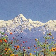 Nanda Devi near Almora, India