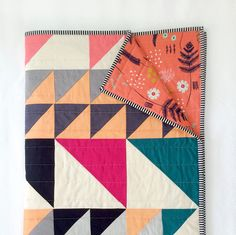 Botanical Quilt | Available in the shop