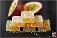 法式百香果水果軟糖 @ Jane的歡樂廚房 :: 隨意窩 Xuite日誌