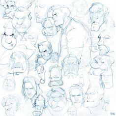 soonsang drawing _01, SoonSang Hong on ArtStation at https://www.artstation.com/artwork/soonsang-drawing-_01