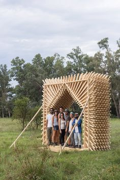 Wide » Arquitectura | Interiorismo | Diseño | Arte » Plataforma de Arquitectura, Interiorismo, Diseño y Arte » Sombra Pampa de Marantz Arquitectura / Hello Wood Argentina