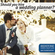 Should you hire a wedding a planner? Redstone has advice that can help you decide if it's the right choice for you.