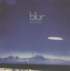 "For Sale - Blur On Your Own UK Promo  CD single (CD5 / 5"") - See this and 250,000 other rare & vintage vinyl records, singles, LPs & CDs at http://eil.com"