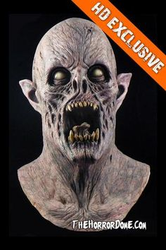 Freeze your neighbors with fear in a stunning Demon Lord Collector Halloween Mask from The Horror Dome. These designs are hand painted for maximum detail. Red Clown Nose, Clown Mask, Monster Hands, Monster Mask, Monster 2, Cute Halloween Costumes, Halloween Masks, Halloween Decorations, Halloween 2020
