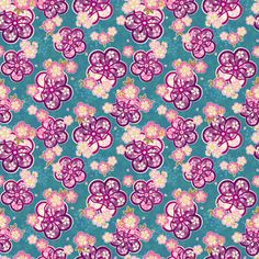 桜パターン