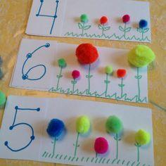 garden counting