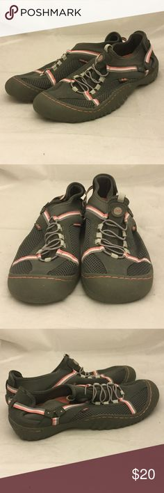 J-41 Athletic Shoes J-41 Athletic Shoes Gray. Size 10. These shoes are end of season shelf pulls with little wear or blemishes. J-41 Shoes Athletic Shoes