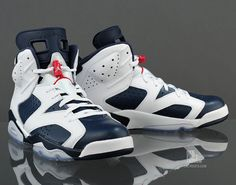 Jordan Air 6 Retro - although I'm not a sneaker girl, I'd rock the hell outta some J's.!!!
