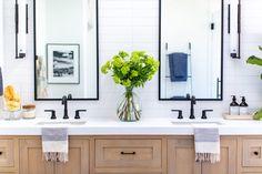 Master Bathroom Reveal: Bathroom Fixtures - Anita Yokota Modern Bathroom, Master Bathroom, Bathroom Ideas, Small Bathrooms, Contemporary Bathrooms, Bathroom Inspiration, Simple Bathroom, Beautiful Bathrooms, Bathroom Interior