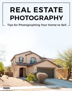 Real Estate Photography - Use these tips to photograph your own home to SELL!