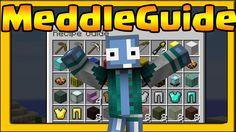 Minecraft ITA - Mod : UNA NEI PER 1.9 SNAPSHOT !!! Meddle Guide Mod