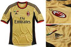 Terceira camisa Milan 2013-2014