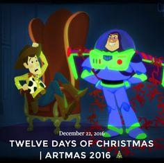 https://laurenmichelephotography.wordpress.com/2016/12/22/twelve-days-of-christmas-artmas-2016/ | #Lauren #Michele #Blog #Post #Dylan #Bonner #Illustrator #Illustration #Illustrations #Disney #Christmas #Movie #MashUps #Art #Artist #Blog #Blogger #Blogging #BlogPost #Movies #Film #Films #MashUp #Mash #Up #Ups #Character #Characters #Happy #Holidays #Holiday #Season #Merry #Woody #Buzz #Lightyear #A #Christmas #Carol #December #2016 #Artmas #Blogmas
