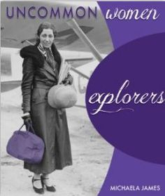 Uncommon Women salutes the women who refused to be side notes in history, and instead, became the stars of their own story. Read more about these brave, pioneering women here: https://www.lernerbooks.com/products/k/k32737/9781467793513/uncommon-women