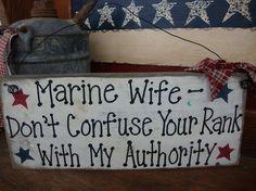 Marine wife <3