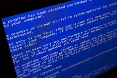 Have you ever experienced Windows' Blue Screen of Death? It's a terrifying sight because it means your system has problems. But what if those problems were on display to be seen by. Windows 10, Hacking Books, Hacking Websites, Sql Injection, News Website, Rules For Kids, Windows Software, Windows Operating Systems, Web Application
