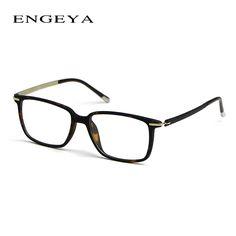 1f25bb256bd 2016 ENGEYA TR90 Clear Lens Fashion Glasses Frame Optical Eyewear High  Quality Eye Glasses Frames For Men Women Unique Hinge