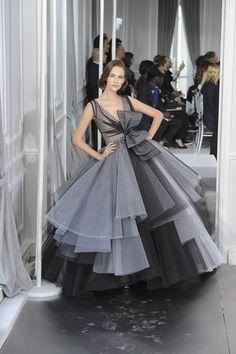 Christian Dior Haute Couture primavera estate 2012