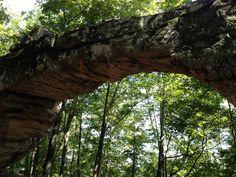 Natural bridge Sewanee, TN