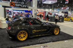 Slek Designs All Carbon BMW Z4 – SEMA 2013 | Forged Photography