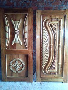 Bedroom Door Design, Door Design Interior, Bedroom Doors, Door Design Images, Wooden Main Door Design, Wooden Gifts, Woodcarving, Wooden Doors, Wood Art