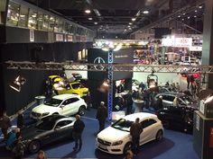 Seit 10.00 Uhr sind die Pforten des Chemnitzer Autosalons geöffnet. Wir zeigen unsere Markenvielfalt von Mercedes-Benz über smart bis hin zu Jeep. Unser Team freut sich am Stand B30 auf Sie!