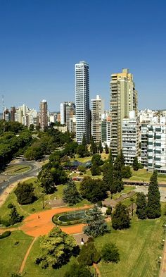 Rosario - Santa Fe - Places To Travel, Places To See, Places Around The World, Around The Worlds, Uruguay Tourism, South Of The Border, Worldwide Travel, Le Chef, Famous Places
