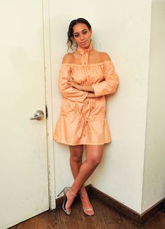 Solange Knowles–and 9 more of the best beauty looks this week
