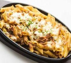 Zapiekanka makaronowa z mielonym mięsem. Pasta, Lasagna, Cauliflower, Macaroni And Cheese, Healthy Recipes, Healthy Food, Vegetables, Cooking, Ethnic Recipes