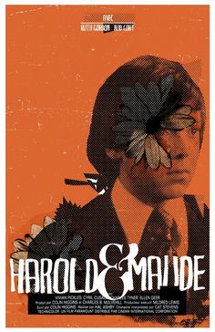 Harold & Maude - movie poster - Adam Juresko