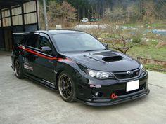 2011 subaru with body kit. 2012 Subaru Wrx, Subaru Cars, Subaru Impreza, Car Goals, Sweet Cars, Performance Cars, Japanese Cars, Rally Car, Hot Cars