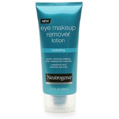 Neutrogena Hydrating Eye Makeup Remover Lotion-3 oz (Pack of 4) ** Want additional info? Click on the image. (This is an affiliate link and I receive a commission for the sales) #EyeMakeupRemover