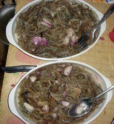 PINAKBET REPUBLIC :: Exotic Ilokano Food: jumping salad