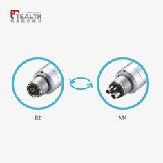 Tealth Medical Low speed dental air motor handpiece