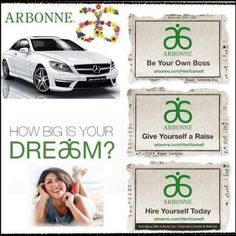 Arbonne Business Opportunity