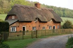 irish country house images | FREE HOME PLANS - ENGLISH OR IRISH COTTAGE HOME DESIGNS