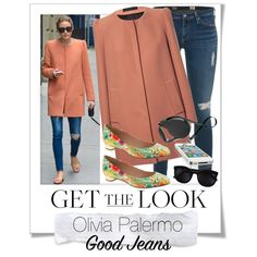 Get The Look - Olivia Palermo by renatademarchi on Polyvore