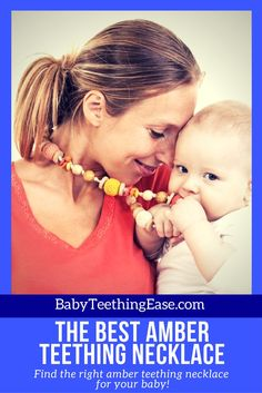Quick guide for Amber Teething Necklace.